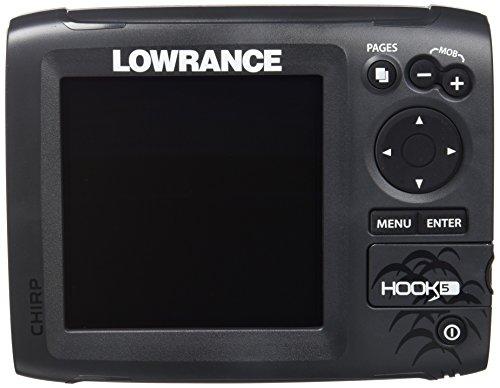 Lowrance Fischfinder Kartenplotter Hook 5