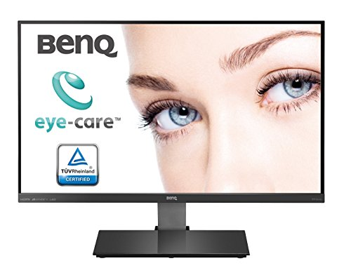 BenQ EW2775ZH 27-inch Eye-Care Monitor 1920 x 1080 FHD, Brightness Intelligence Technology (3000:1 Native Contrast Ratio, Low Blue Light Plus, Flicker-free)