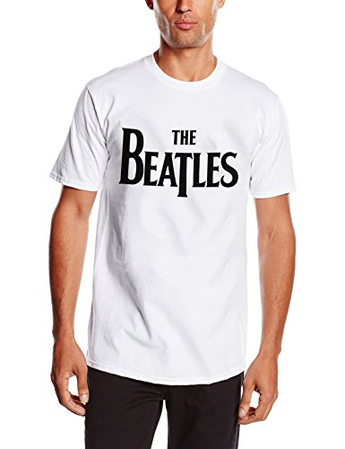 The Beatles Men's Drop T Short Sleeve T-Shirt
