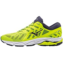 MIZUNO Wave Ultima 11 Safety Yellow/Silver/Dark Shadow