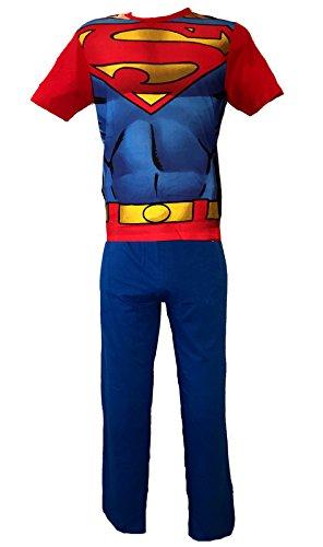 l'atteggiamento migliore 997f5 4b156 Superman Uomo Set Pigiama – Strange Things