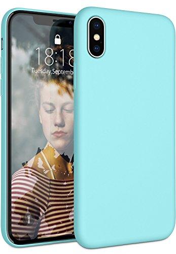 Elegante Funda iPhone X Carcasa iPhone 10 Caso Cover Silicona Gel