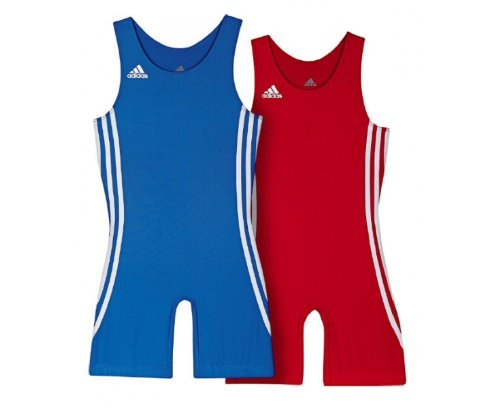 Descargar Libro Adidas Pack tenue de lutte rouge et bleu senior T/S de Unknown