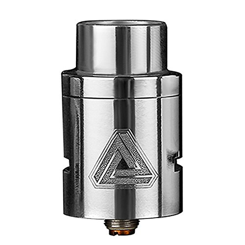 Authentisch Limitless 22mm RDA - Edelstahlkonstruktion (Authentische Rda Mod)