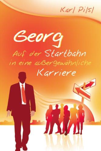 Gute Nachricht Georg: Auf der Startbahn in eine außergewöhnliche Karriere