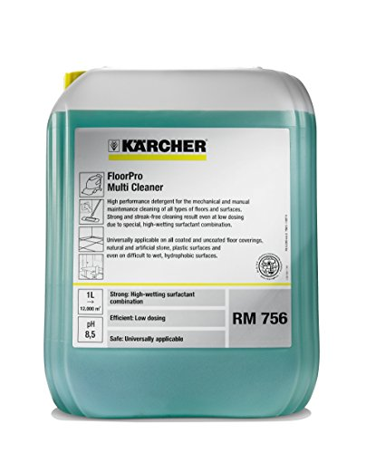 Floor Pro Multi Cleaner RM 756 10 Liter - universell Bodenreiniger Kärcher 6.295-914.0 -
