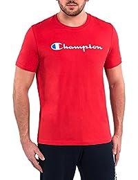 Champion 209492, T-shirt pour homme S rouge