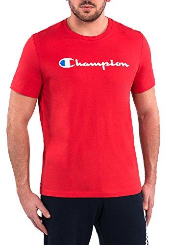 Champion 209492, T-Shirt Herren rot