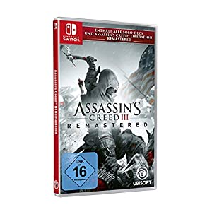 Assassin's Creed 3 Remastered – [PlayStation 4]