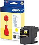 Brother LC121 Ink Cartridge - Yellow