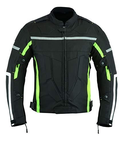 Armourcj-9404 - Armour, alta protección, impermeable, color negro