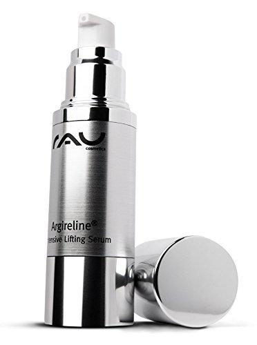RAU Cosmetics Argireline Intensive Lifting Serum (1 x 30 ml) - Soforteffekt Anti-Aging Konzentrat mit Argireline® und Hyaluronsäure -