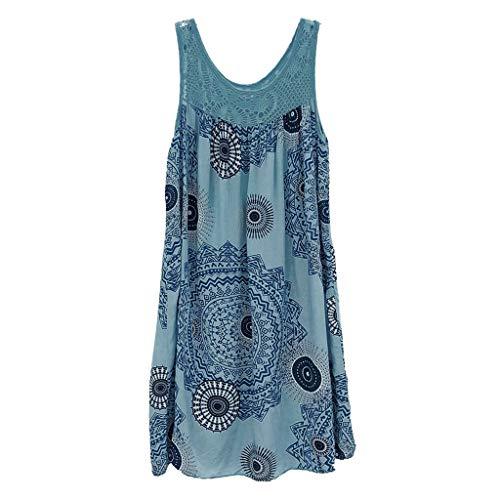 BOLANQ Sommerkleider Damen Blumen Maxi Kleid Schulterfreies Abendkleid Strandkleid Party Schulter Kleider Chiffon Kleid
