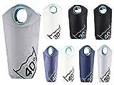 Mack Wäschesack Wäschekorb Wäschetasche faltbar und tragbar Farbe Grau Beschriftung 40 Grad 100 L Fassungsvermögen