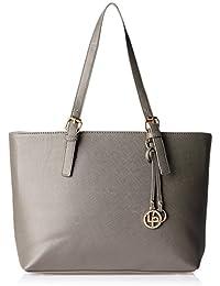 Lino Perros Women's Handbag (Dark Grey)