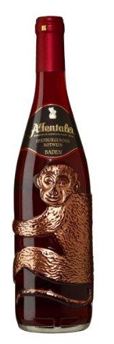 Affentaler Traditionslinie Spätburgunder Rotwein halbtrocken 0,75 l