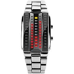 TTLIFE 1013 hommes Led poignet numérique montres étanches