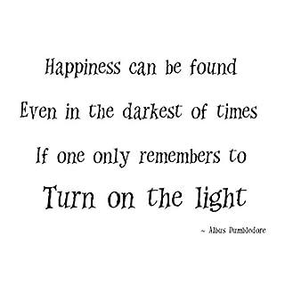 Typografie Albus Dumbledore