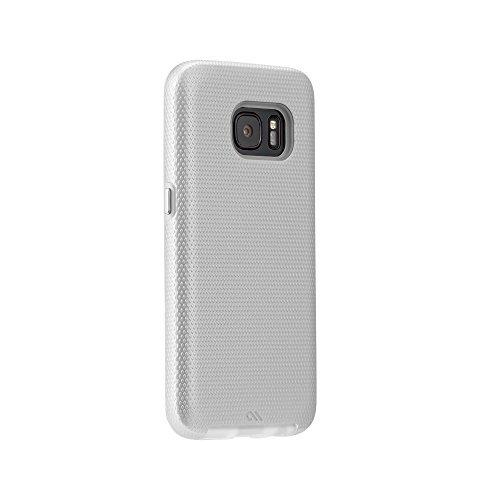 Case-Mate CM033964 Tough Schutzhülle für Samsung Galaxy S7 Silber Case-mate Skins