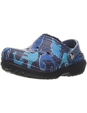 Crocs Niños 203508Zuecos, niño, Azul Oscuro, 26