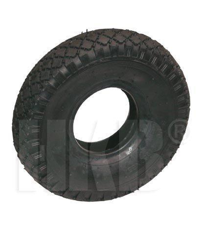 HKB ® Reifen Mantel Decke Ersatzrad für Sackkarre Handwagen Schubkarre Quad 3,00-4 260mm, Artikel-Nr. 181610