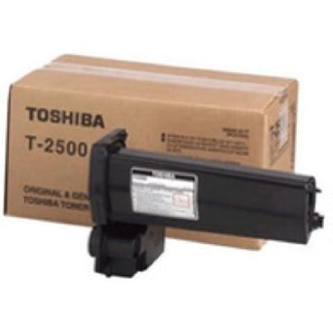 Toshiba 66062054 - Toner T-2500E per E-Studio 20/25/200/250, 2 x 500 g