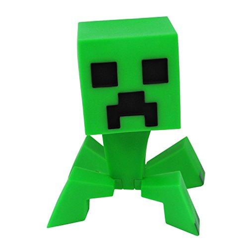 Minecraft 6022578 - Vinyl Creeper Personaggio, Versione da Collezione in Plastica, Alto 15 cm