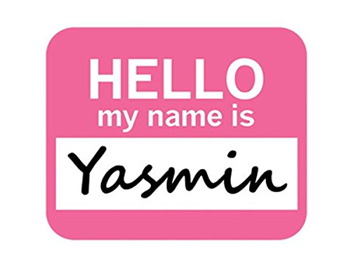 graphics-and-more-yasmin-hello-my-name-is-mousepad-mouse-pad