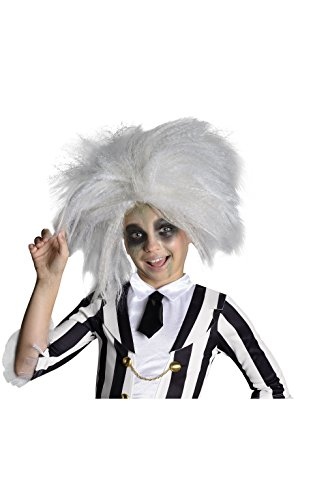 Rubie's Official Beetlejuice Wig, Child Costume - One Size