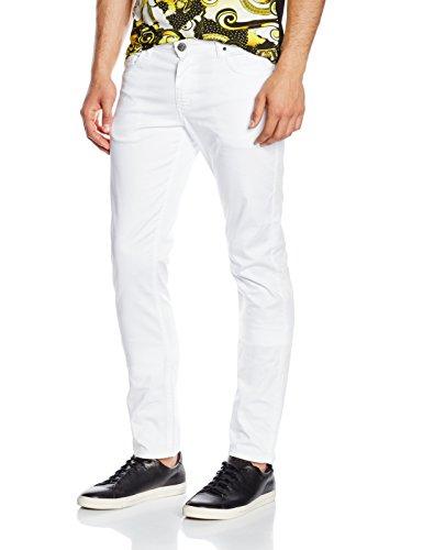 Versace Generico, Pantalon Homme Blanc (BIANCO - 16342)
