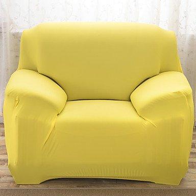 CSFT Divano divano in tessuto elastico antiscivolo completo asciugamano di fissaggio set (lime/nero , (Sedia Moderna Divano Loveseat Sedia)