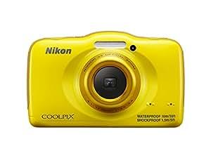 Nikon S32 + Sacs à dos Appareil Photo Numérique Compact
