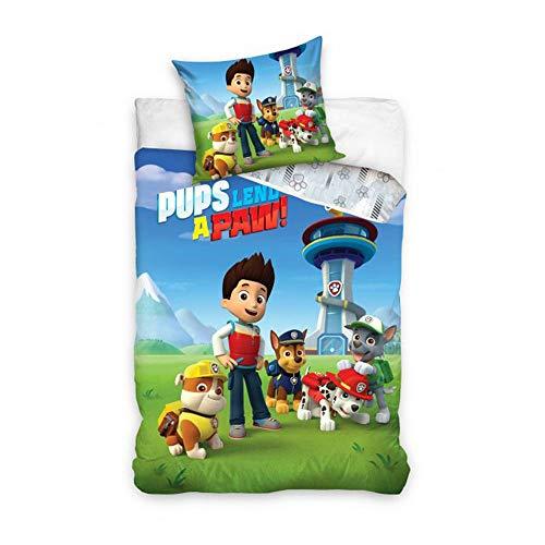 ᑕ❶ᑐ Paw Patrol Bettwäsche Bestseller Für Ihr Schlafparadies