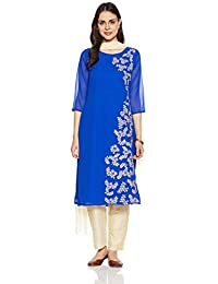 Imara Women's Anarkali Salwar Suit Set