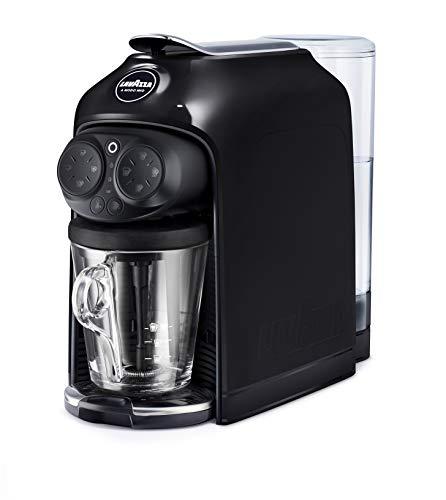 Lavazza a Modo Mio Deséa - Cafetera expreso a cápsulas, 1500 W, ABS, color negro