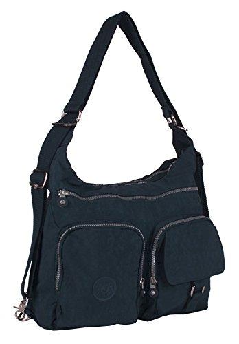 Big Handbag Shop ,  Unisex-Erwachsene Umhängetaschen navy
