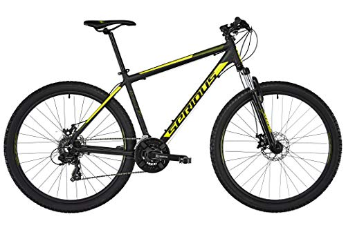"SERIOUS Rockville 27,5"" Disc Yellow Rahmenhöhe 46cm 2019 MTB Hardtail"
