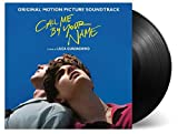 Call Me By Your Name Black Vinyl [180 gm 2LP Vinyl] [Vinilo]
