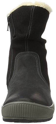 Legero - Taro, Stivali a metà gamba con imbottitura pesante Donna Nero (Nero (Nero MULTI 03))