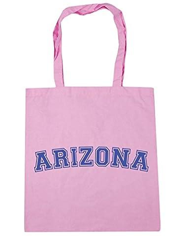HippoWarehouse Arizona Tote Shopping Gym Beach Bag 42cm x38cm, 10 litres