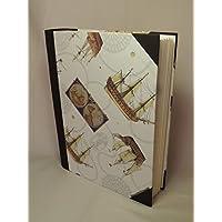 Album Foto Artigianale 23 x 30 - 50 fogli - Velieri Bi