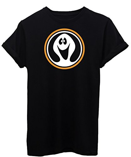 T-Shirt GHOSTBUSTERS GLI ACCHIAPPAFANTASMI - ANIME E VIDEOGAMES - by iMage - Uomo-M-Nera