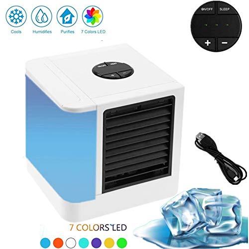 Lovego Air Portatil Cooler Acondicionado Climatizador