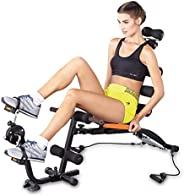 Prakal 6 Pack Abs Exerciser With Cycle Machine with 22 Different Modes for Exercise and Fitness-Abs Exerciser-Body Toner-Fat