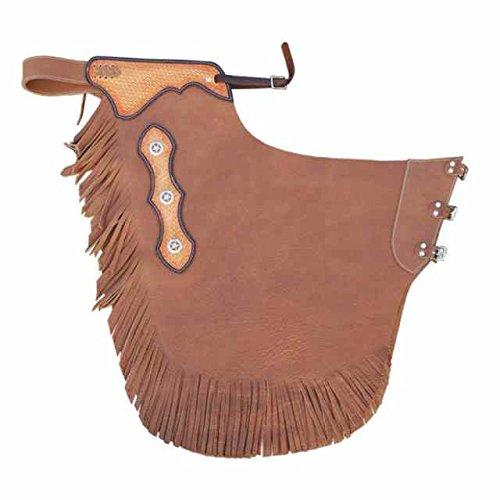 Neo Skin Western Chaps Lakota Glattleder Typ Montage Rodeo Western cicalzoo (Western Chaps)