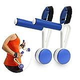 YaeTact Swing Gewichte-Fitness Walking Hanteln Hand Gewichte 1,3kg Paar