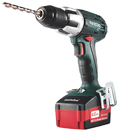 Metabo 602103500 Perceuse à percussion sans fil SB 18 LT 4 Ah