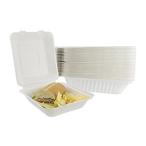 Assiette Veggie - Houseables de sortir des conteneurs de nourriture,