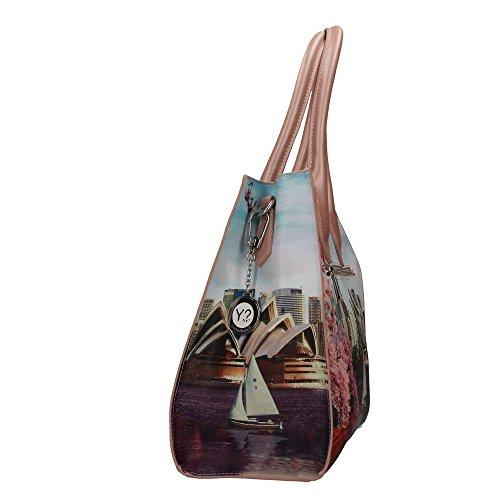 YNOT? J-376 Shopping Bag Damen sidney date