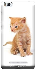 Fashionury Back Case Cover for Xiaomi Mi4i-Print2509